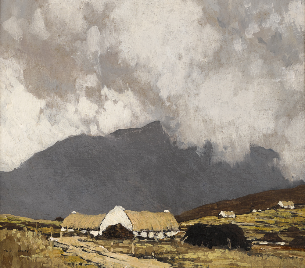 COOMASAHARN, COUNTY KERRY, 1930-1935 by Paul Henry RHA (1876-1958) at Whyte's Auctions