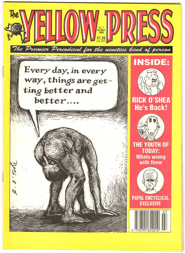 1991 1994 Political Satire Yellow Press Magazine At Whyte S