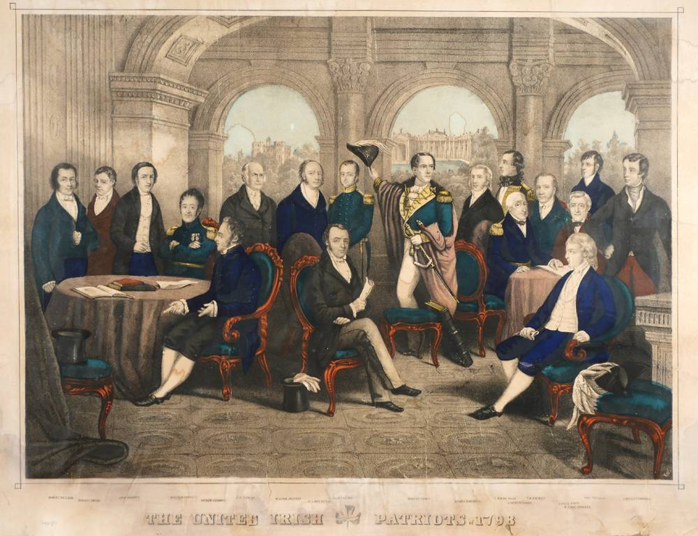 The United Irish Patriots of 1798 at Whyte's Auctions