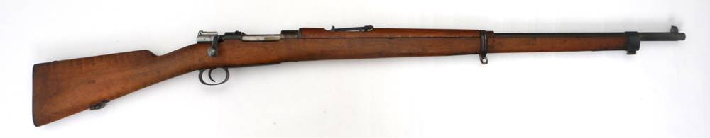 1896 Mauser 7.92mm rifle. at Whyte's Auctions