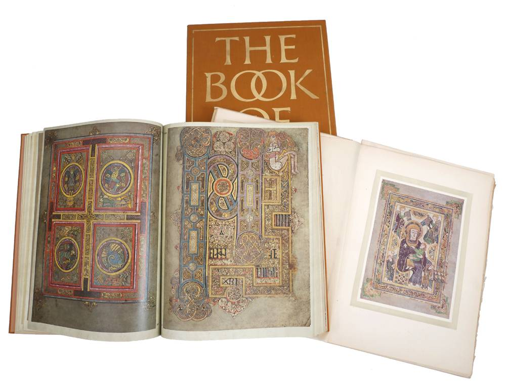 Sullivan, Sir Edward. The Book of Kells at Whyte's Auctions