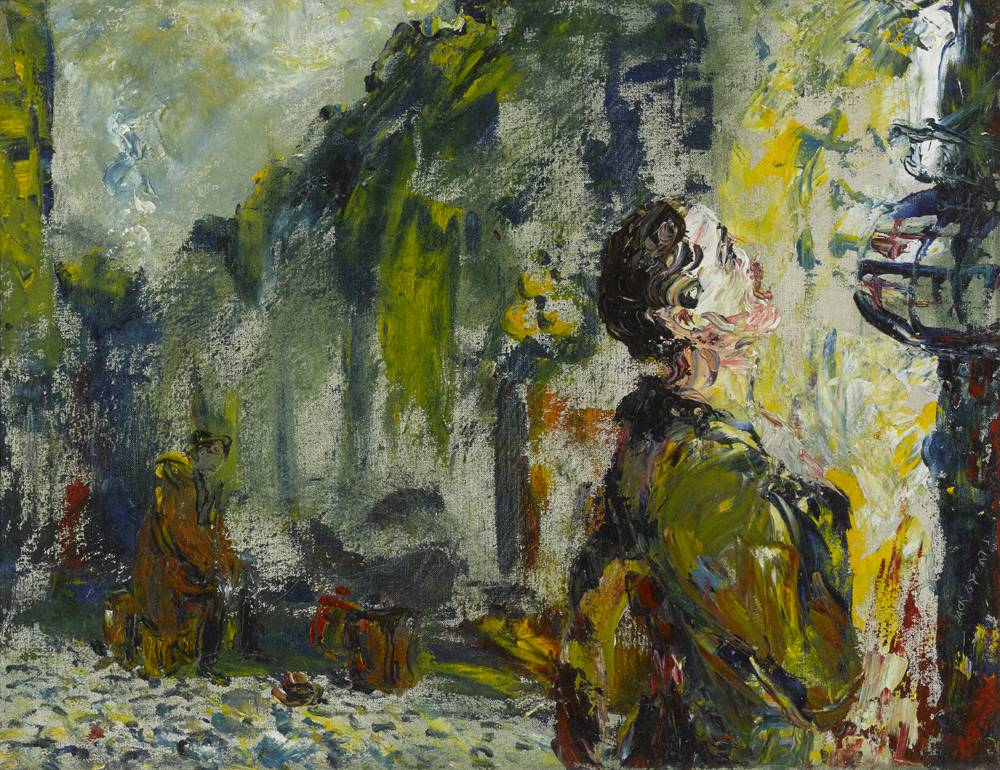 MORNING GLORY, 1945 by Jack Butler Yeats RHA (1871-1957) RHA (1871-1957) at Whyte's Auctions