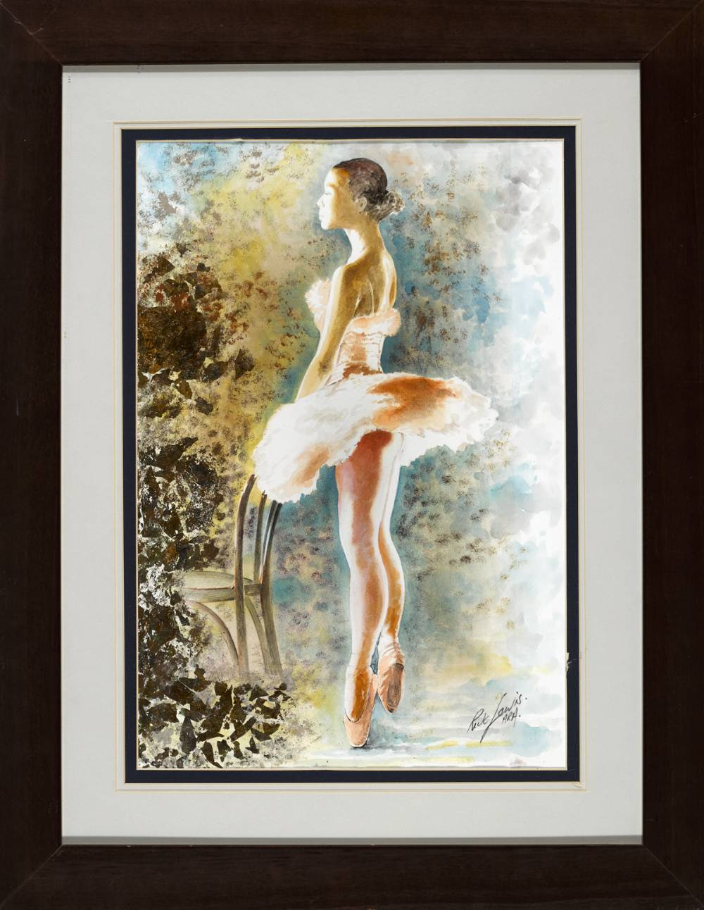 BALLET PRACTICE by Rick Lewis at Whyte's Auctions | Whyte's