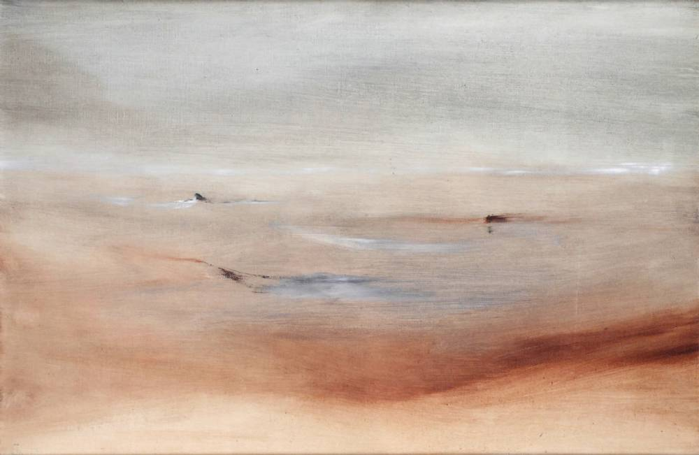 MORNING SEASCAPE by Gerald Davis (1938-2005) at Whyte's Auctions