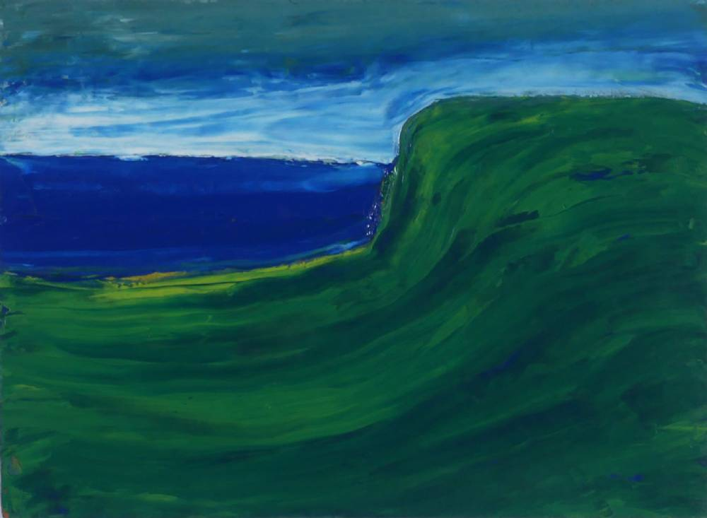 LAND AND SEA by Se�n McSweeney HRHA (b.1935) at Whyte's Auctions
