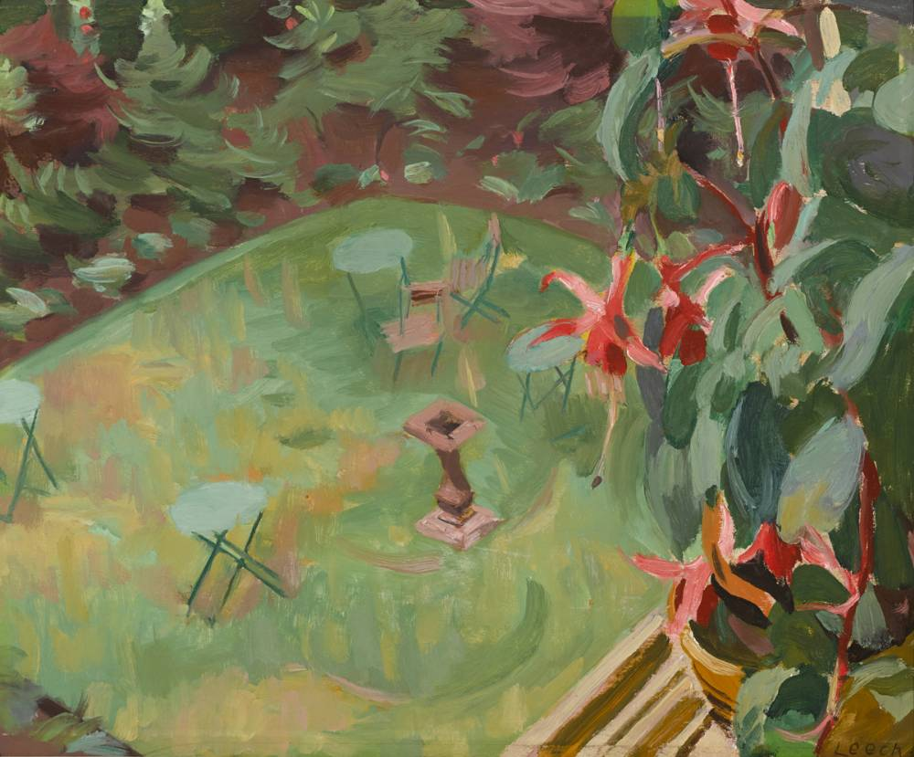 A LAWN by William John Leech sold for �13,000 at Whyte's Auctions