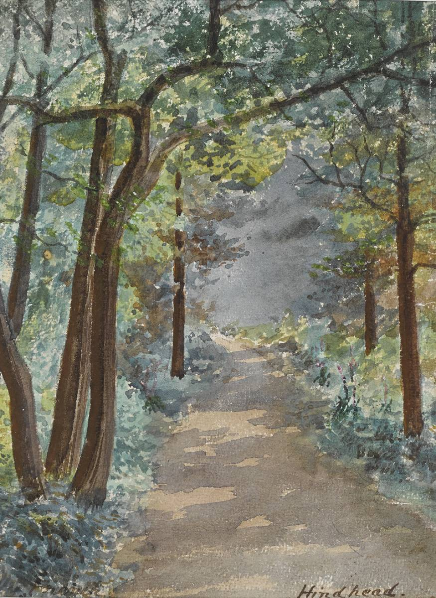HINDHEAD by William Percy French (1854-1920) at Whyte's Auctions
