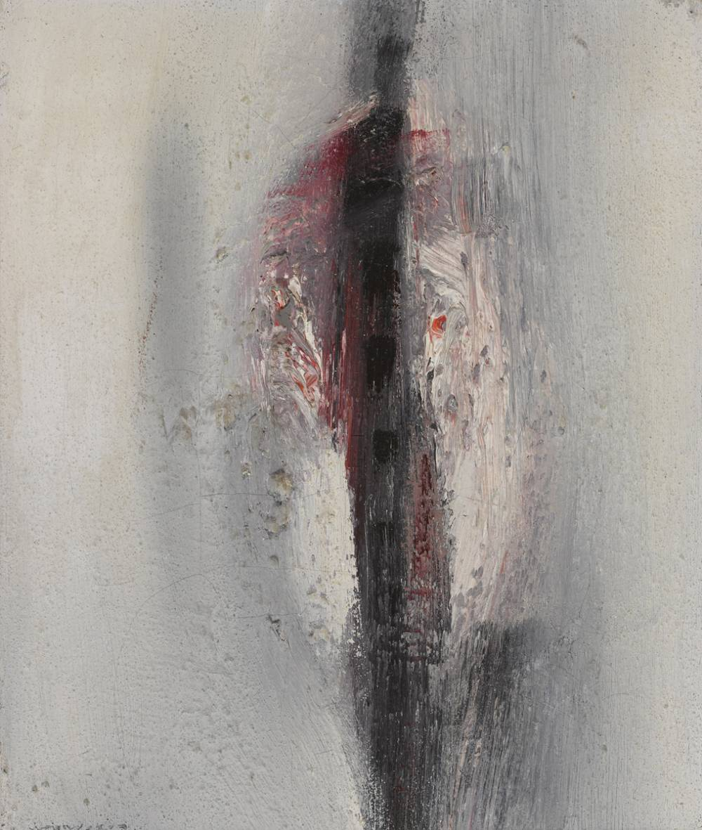 FIGURE 28 [WOMAN] 1959 by Louis le Brocquy HRHA (1916-2012) at Whyte's Auctions