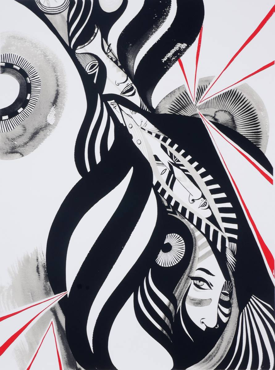 FROM EVERY ANGLE, 2010 by Lucy McLauchlan (British, b.1978) at Whyte's Auctions