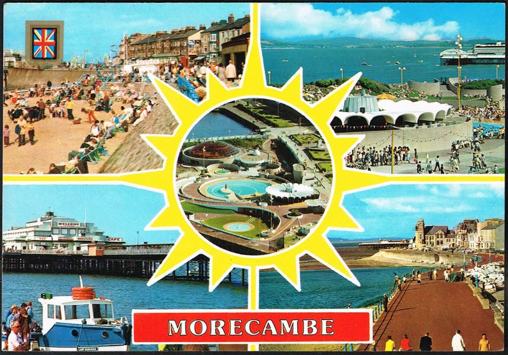 Postcards  Modern accumulation, all world  (2,500