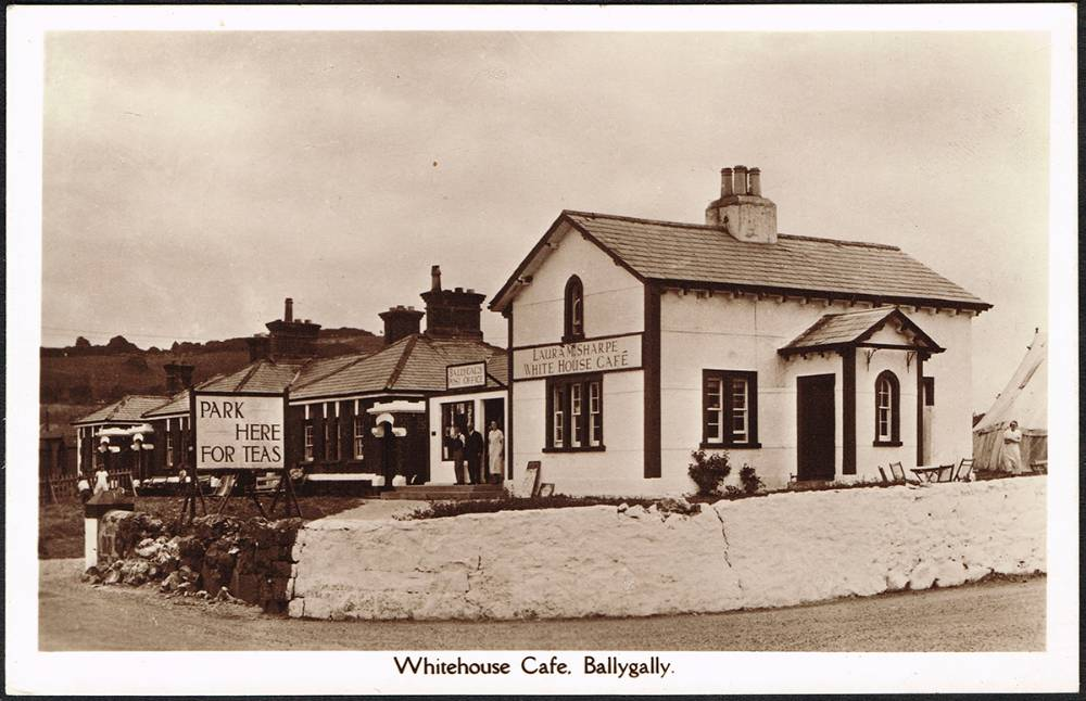 Postcards. Co. Antrim collection. (65 approximately) at Whyte's Auctions