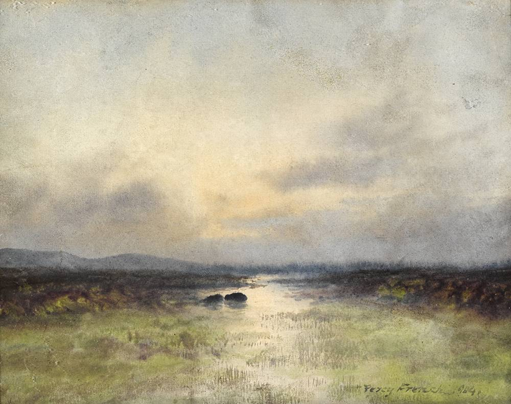 CONNEMARA, 1904 by William Percy French (1854-1920) at Whyte's Auctions