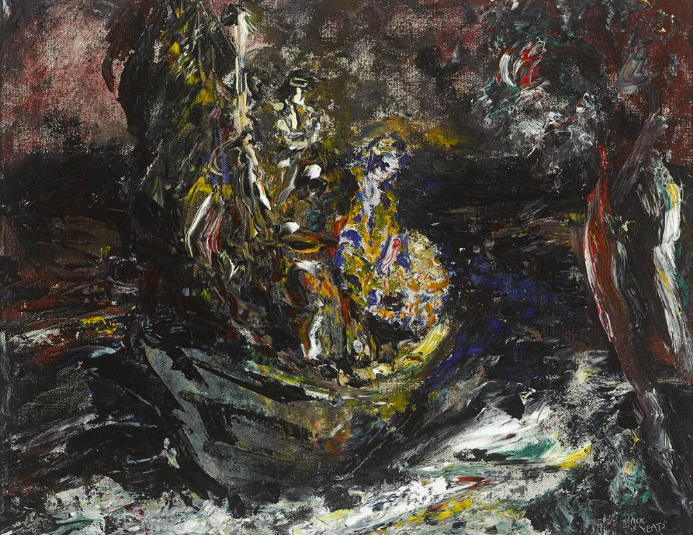 HOPE, 1946 by Jack Butler Yeats RHA (1871-1957) RHA (1871-1957) at Whyte's Auctions