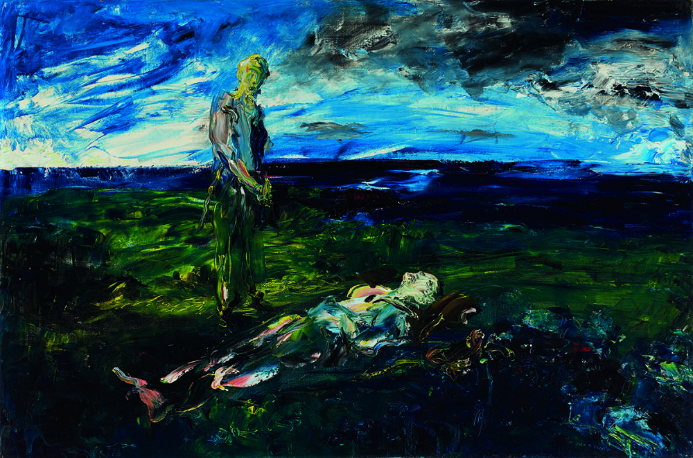 DEATH FOR ONLY ONE, 1937 by Jack Butler Yeats RHA (1871-1957) RHA (1871-1957) at Whyte's Auctions