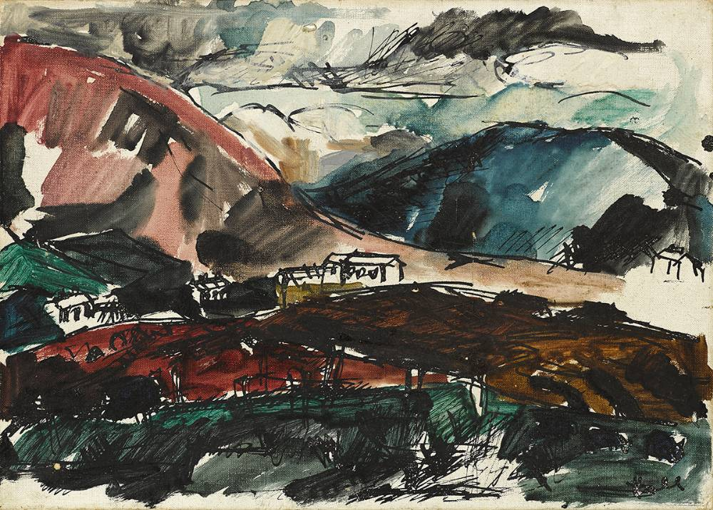 ACHILL by Kenneth Hall (1913-1946) at Whyte's Auctions