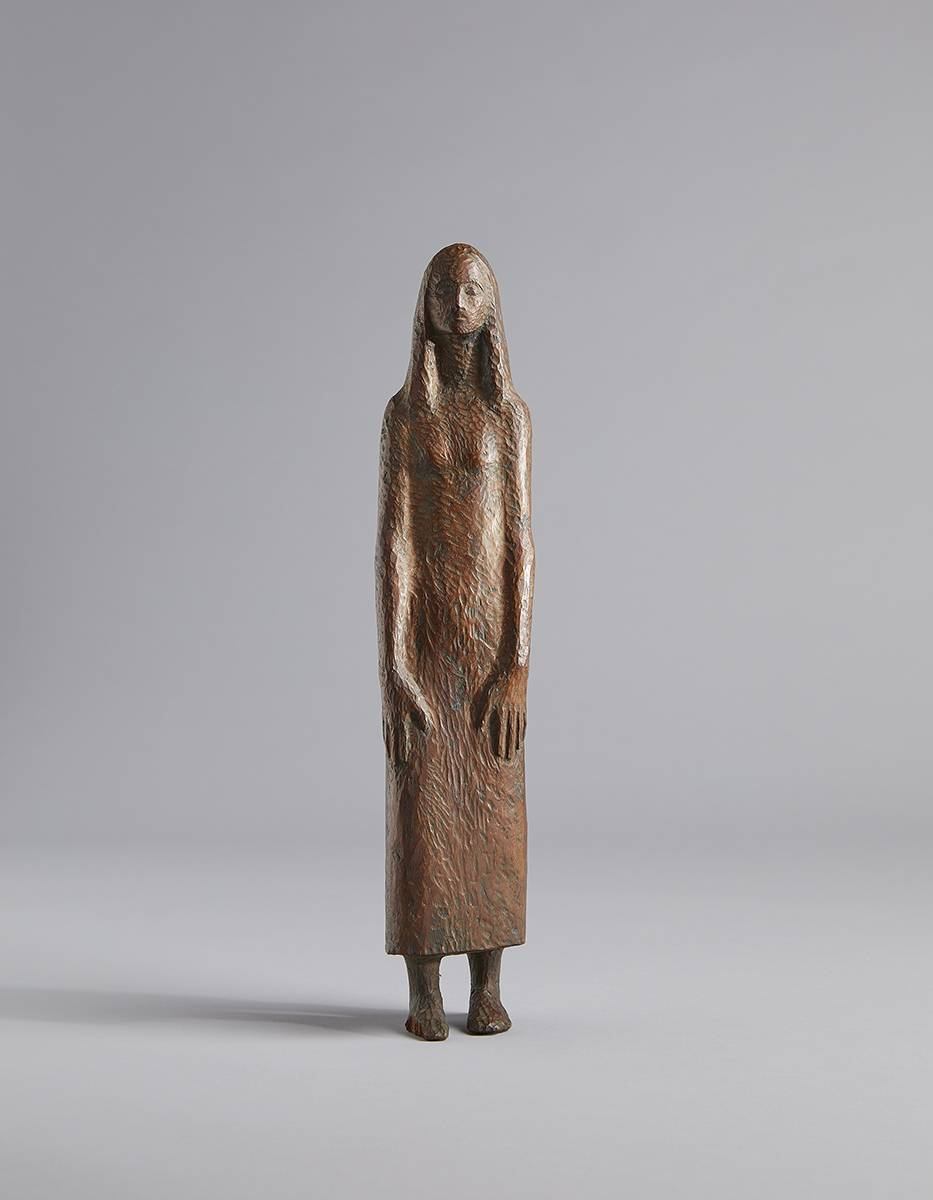 FEMALE FIGURE by James Reddington  at Whyte's Auctions