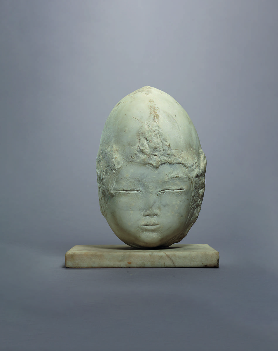 HEAD, 1969 by Gerda Fr�mel (1931-1975) at Whyte's Auctions