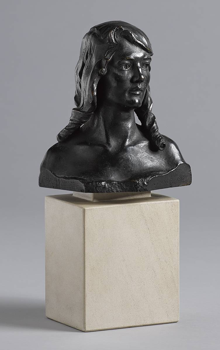 MARJORIE, 1932 by Jerome Connor (1874-1943) at Whyte's Auctions