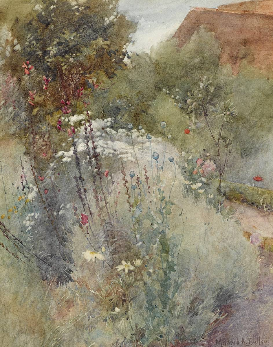 POPPIES by Mildred Anne Butler RWS (1858-1941) at Whyte's Auctions