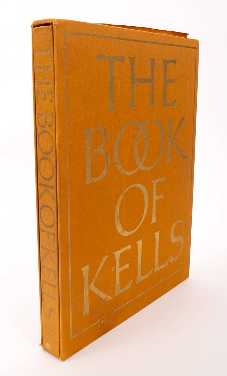The Book of Kells facsimile. at Whyte's Auctions