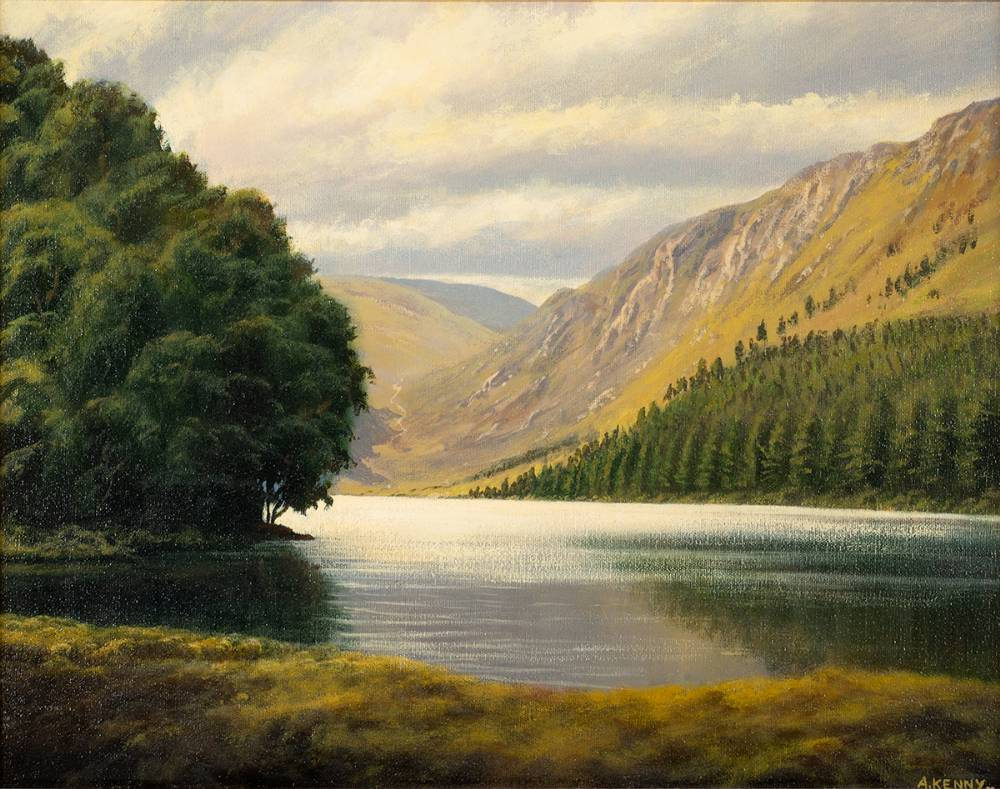 GLENDALOUGH by Alan Kenny (b.1959) at Whyte's Auctions